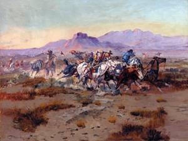 The Attack 1900
